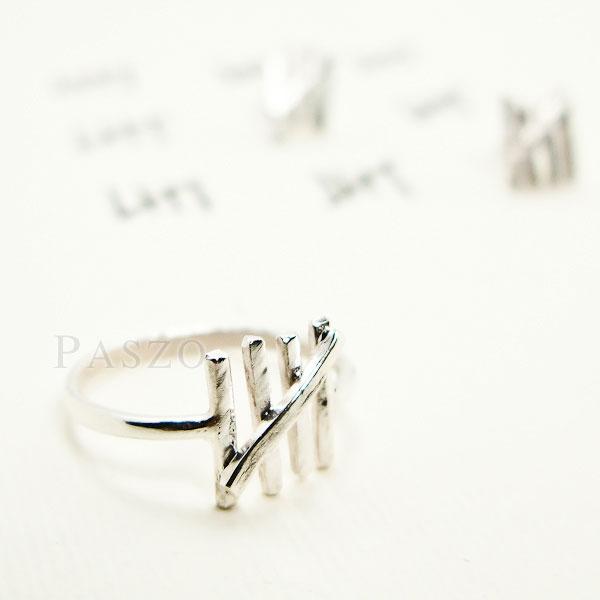 แหวนแห่งเสียงหัวเราะ ชุดแหวนต่างหู เงินแท้ #4