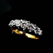 แหวนเพชร แหวนทอง ฝังเพชร แหวนแถว