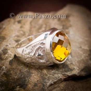 แหวนครุฑ แหวนบุษราคัม แหวนพญาครุฑ #2