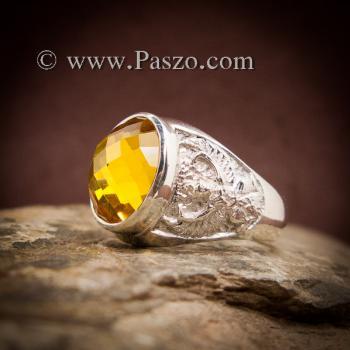 แหวนครุฑ แหวนบุษราคัม แหวนพญาครุฑ #3