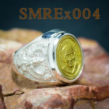 แหวนครุฑ เหรียญหลวงปู่ทวด แหวนผู้ชาย #3