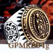 แหวนพระแม่มารี แหวนทองชุบ แหวนผู้ชาย พระแม่มารี แหวนสแตนเลส