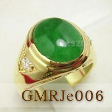 แหวนหยก แหวนทองผู้ชาย แหวนผู้ชาย แหวนทอง บ่าฝังเพชร