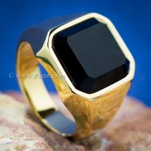 แหวนนิล แหวนผู้ชายพลอยสี่เหลี่ยม แหวนทองชุบ แหวนผู้ชาย แหวนสแตนเลส แหวนทองไมครอน แหวนทรงสี่เหลี่ยม แหวนเทห์ๆ