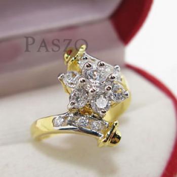 แหวนดอกพิกุล แหวนเพชร แหวนดอกไม้ #3