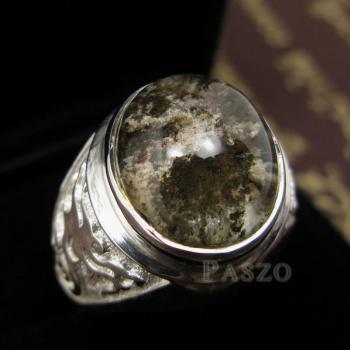 แหวนโป่งข่าม แหวนพลอยผู้ชาย แหวนแก้วปวก #4