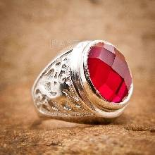 แหวนมังกร แหวนพลอยสีแดง แหวนเงินผู้ชาย พลอยทับทิม แหวนเงินแท้ แหวนทับทิมผู้ชาย แหวนผู้ชาย