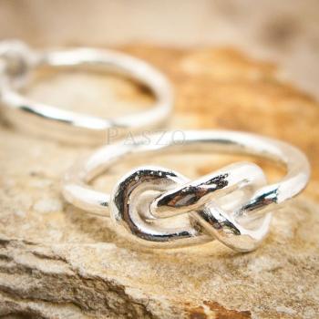 แหวนคู่ แหวนอินฟินิตี้ รุ่นใหญ่ #5