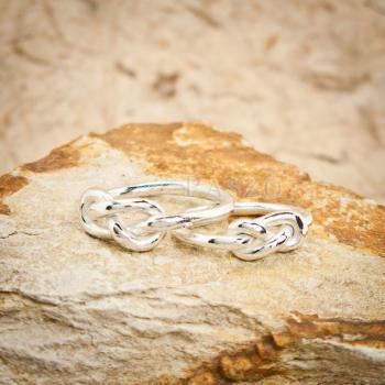 แหวนคู่ แหวนอินฟินิตี้ รุ่นใหญ่ #6