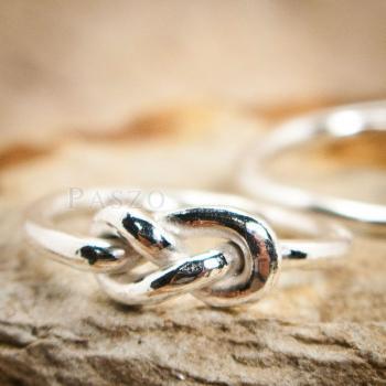 แหวนคู่ แหวนอินฟินิตี้ รุ่นใหญ่ #7