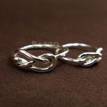 แหวนคู่ แหวนอินฟินิตี้ รุ่นใหญ่ #8
