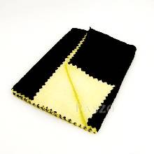 ผ้าขัดทำความสะอาดเครื่องประดับ ผ้าขัดเงา ผ้าขัดเงิน