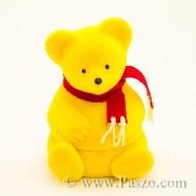 กล่องใส่แหวน กล่องแหวน กล่องหมี