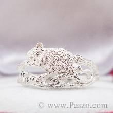 แหวนปีชวด แหวนปีหนู แหวน12นักษัตร แหวนหนู