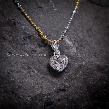 จี้หัวใจ จี้เพชร จี้ทองไมครอน #4