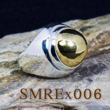 แหวนตะกุดทอง แหวนผู้ชายเงินแท้ แหวนผู้ชาย แหวนเรียบๆ