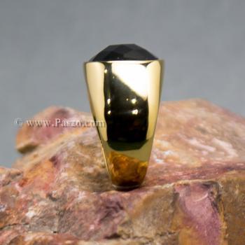 แหวนนิล แหวนผู้ชาย แหวนทองชุบ #4