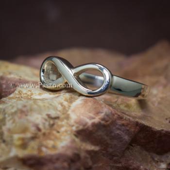 แหวนอินฟินิตี้ แหวนเงินแท้ Infinity #4
