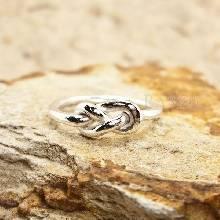 แหวนแห่งรักนิรันดร์ แหวนเงินแท้ แหวนอินฟินิตี้